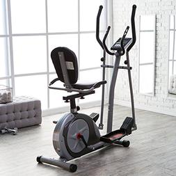 3-in-1 Trio - Elliptical / Recumbent Bike / Upright Bike 21