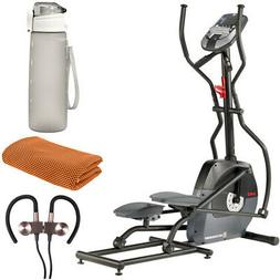 Schwinn 100330 A40 Elliptical Exercise Machine + Accessories