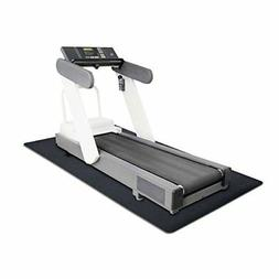 "MotionTex 8M-110-36C-7 Fitness Equipment Mat, 36"" x 84"", Bla"