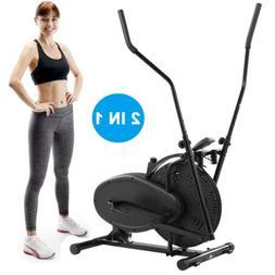 2 in 1 elliptical machine exercise upright