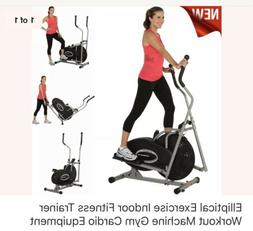Exerpeutic 260 Air Elliptical Easy Workout Machine Fat Burni
