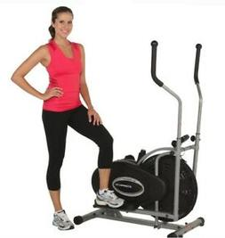 Exerpeutic 260 Air Elliptical Training Exercise Gym Fitness
