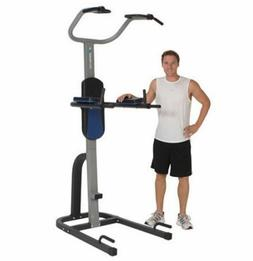 ProGear 275 Power Tower Fitness Station Gym Home Chin Pull U