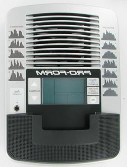 ProForm 285788 Elliptical Console