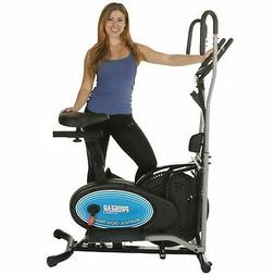 ProGear 400LS 2 Dual Trainer Elliptical & Exercise Bike with