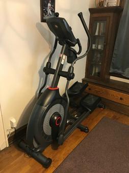 schwinn 470 journey elliptical excellent condition