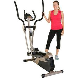 "Exerpeutic 5000 18"" Ultra-Stride Elliptical Trainer with Dou"