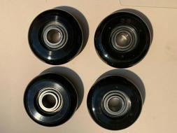 Precor 546i, 556i, 576i OEM elliptical wheel set    Pt # 483
