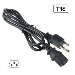 5ft AC Power Cord For Schwinn 470 100327 2013 Rev. K Ellipti