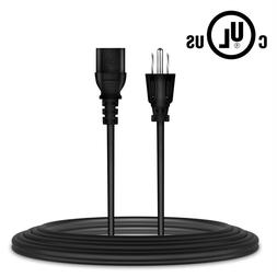 6ft UL AC Power Cord Cable for Elliptical LS7.9T LS8.0T LS9.