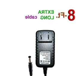 KHOI1971 8-FEET Wall home house AC adapter power cable for S