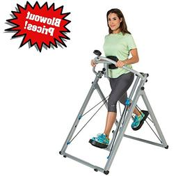 AIR WALKER Cardio Elliptical Machine WORKOUT Exercise Home G