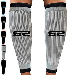 SB SOX Compression Calf Sleeves  for Men & Women - Perfect O