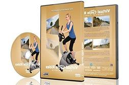 Virtual Cycle Rides - Corsica, France - For Indoor Cycling,