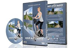 Virtual Cycle Rides - Windmills & Waterways - For Indoor Cyc