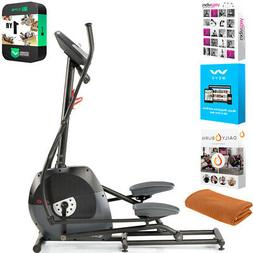Schwinn A40 Elliptical Exercise Machine w/ Warranty + Fitnes