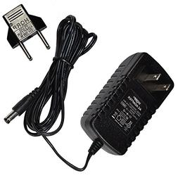 HQRP AC Adapter for NordicTrack ASR 700 Elliptical Exerciser