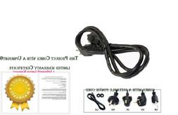 UpBright AC Power Cord For Precor EFX Series Residential Ell