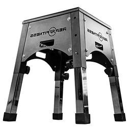 Rep Adjustable Height Plyo Box 16/20/24, Plyometric Box for