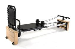 Stamina AeroPilates Pro XP 557 Home Pilates Reformer with Fr