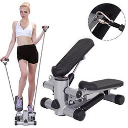 Goplus Step Air Climber Stepper Twister Aerobic Fitness Exer