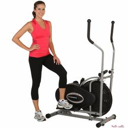 Air Elliptical Machine Exercise Equipment For Home Training