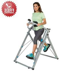 Air Walker Elliptical Great Cardio Workout! Home Gym ~ Get F