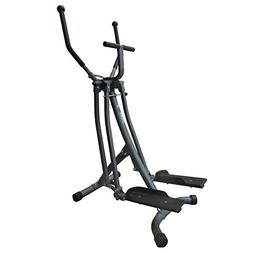 EFITMENT Air Walker Glider Elliptical Machine with Side Sway