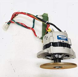 Life Fitness Alternator w/Flywheel + Resistor Works 95s 95si
