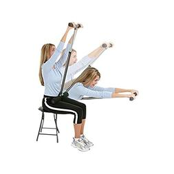 CoreStretch - Adjustable Back, Shoulder & Hamstring Stretche