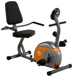 Marcy Bike Magnetic Recumbent Exercise F