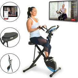 Exerpeutic Bike Pulse Readout Fitness Cardio Recumbent Stret