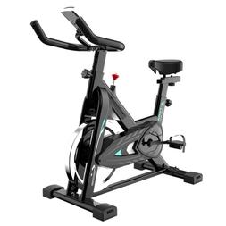 BLACK 2 in 1 Elliptical Bike Cross Training Stationary Exerc