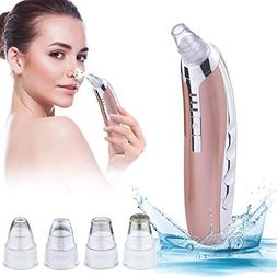Blackhead Remover Vacuum, Electric Skin Pore Cleaner, USB Re