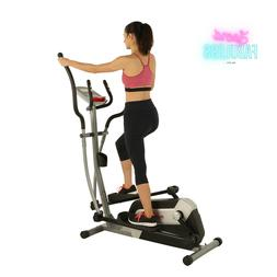 bluetooth smart cloud magnetic elliptical fitness exercise