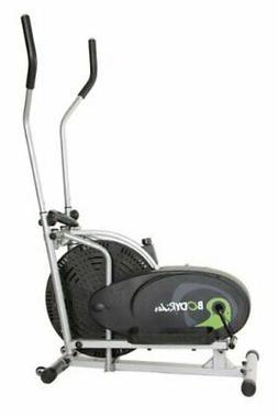 Body Flex Sports Elliptical Exercise Machine, at-Home Exerci