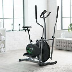 Body Rider Dual Cardio Trainer, 2-in-1 Fitness Machine, Elli