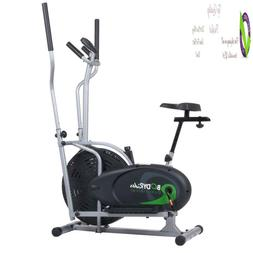 Body Rider Elliptical Trainer And Exercise Bike With Seat An