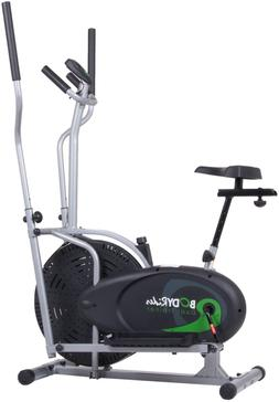 Body Rider Elliptical Trainer and Exercise Bike / functional
