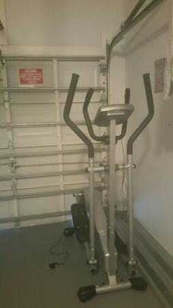 Brand New Cross Training Elliptical Machine