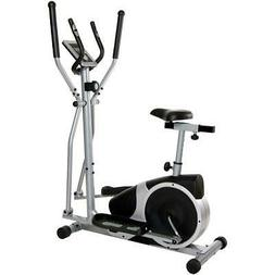 Body Champ Magnetic Cardio Dual Trainer - Elliptical and Upr