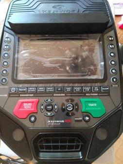 Bowflex Bxe216 Control Panel