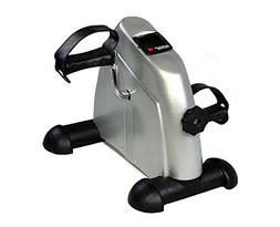I Fitness Cardio Mini Cycle Arm Leg Exercise Pedal Bike Grey