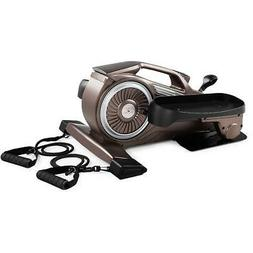 BIONIC BODY COMPACT ELLIPTICAL TRAINER w/ RESISTANCE TUBES