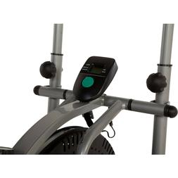 Compact Exercise Elliptical for Fat Loss And Cardio Fitness