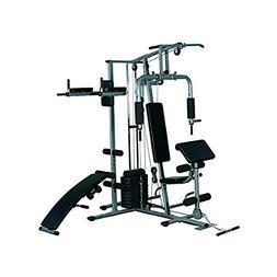 oldzon Complete Home Fitness Station Gym Machine w/ 100 lb S