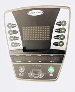 Matrix Fitness Control Console Display Panel Works E5xc U5x