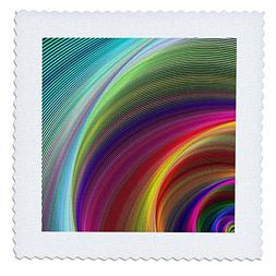 3dRose David Zydd - Colorful Abstract Designs - Vortex of Co