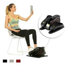 Desk Elliptical Electric Trainer Machine Leg Workout Pedal C