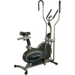 FITNESS REALITY E3000 2-IN-1 AIR ELLIPTICAL AND EXERCISE BIK